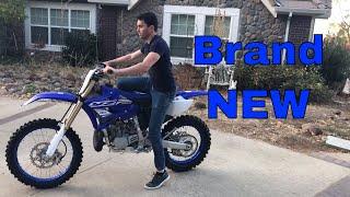 3. Brand New Yz 250x Dirtbike (2019 Yamaha YZ 250x)