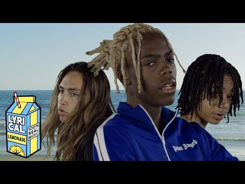 Yung Bans - Ridin ft. YBN Nahmir & Landon Cube (Directed by Cole Bennett)