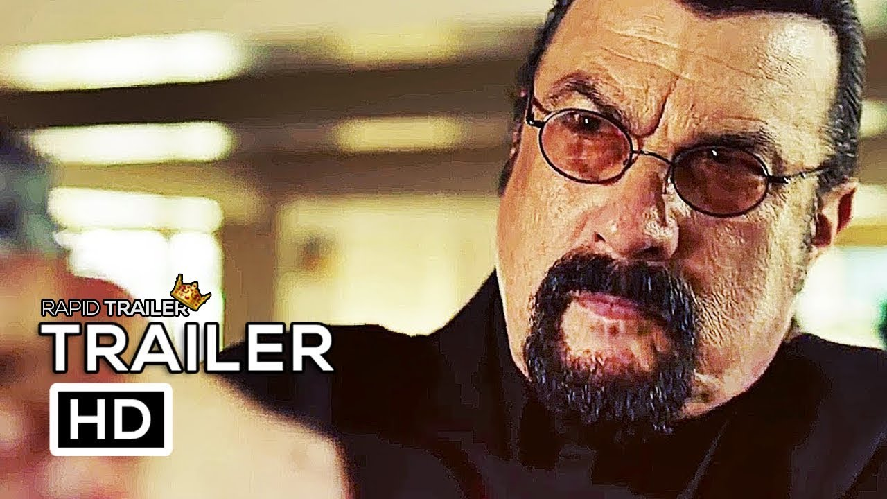 (Trailer) Steven Seagal is the 'General Commander' in TV Series
