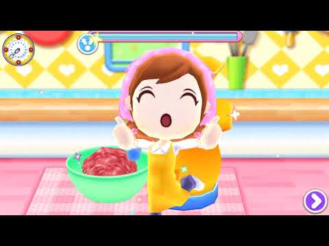 Cooking Mama (path 1) & Kid Video