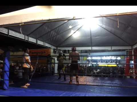 Chã Grande Fight / Muay Thai - Cleberson(Equipe Naja) vs Jessé
