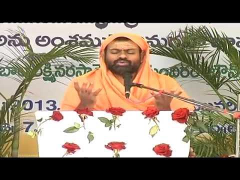 Adhyatmika Sadhana - Paripoornananda Saraswati Pravachanam_Part 13