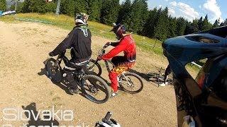 Video Downhill Slovakia - Ružomberok (Malinô Brdo) MP3, 3GP, MP4, WEBM, AVI, FLV Oktober 2017
