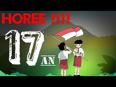 Kartun Lucu - Lomba 17 an - Animasi Indonesia