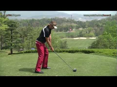 [Slow HD]  Victor Dubuisson 2012 Driver Golf Swing (3)_European Tour