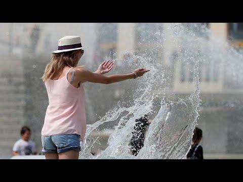 Ισπανία: Εννέα νεκροί από τον καύσωνα