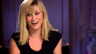 Reese Witherspoon Interview   Hot Pursuit  2015  Comedy Movie