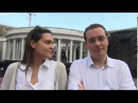 Intervista a Serena Gamberoni e Francesco Meli