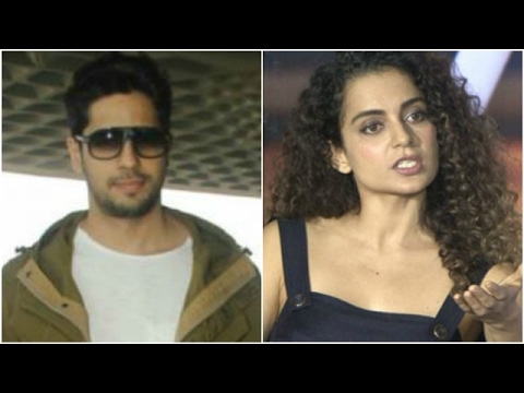 Rumoured Couple Sid-Alia Spotted At The Airport |