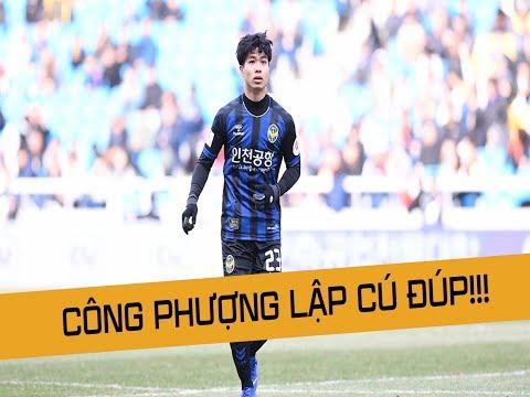 Mãn nhãn với 2 bàn thắng cực đẳng cấp của Công Phượng cho Incheon Utd | On Sports - Thời lượng: 0:49.