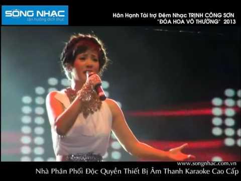 Đóa Hoa Vô Thường - Xin Cho Tôi ( 12 năm tưởng niệm Trịnh Công Sơn)