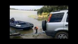 Рыбалка 2013 новая лодка
