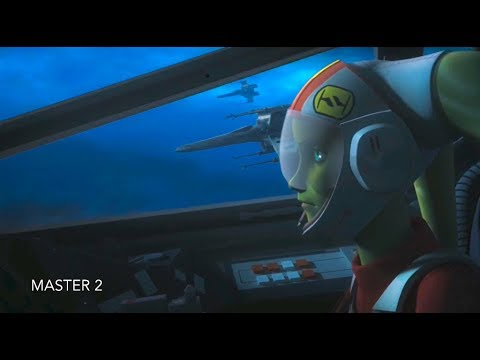 [An Opening - Rebel Assault] Star Wars Rebels Season 4 Episode 9 [HD]
