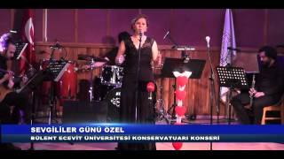 sevgililer günü özel  bülent ecevit üniversitesi konseri