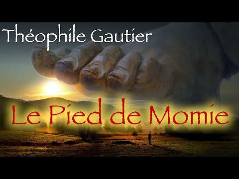 Livre audio : Le Pied de Momie, Théophile Gautier