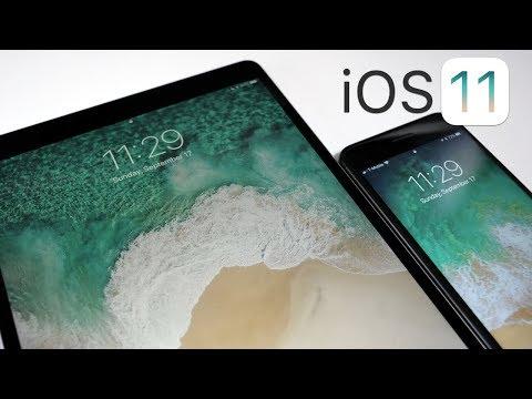 iOS 11 - Everything New