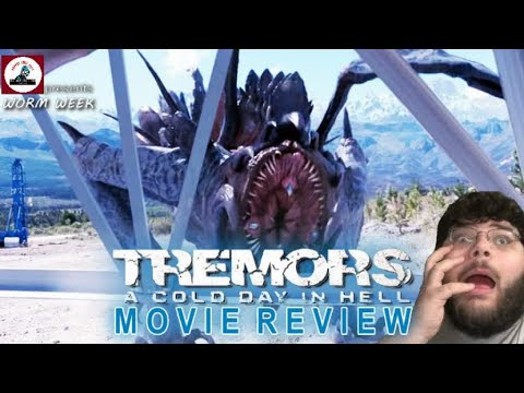 Tremors: A Cold Day in Hell movie review (Worm Week)