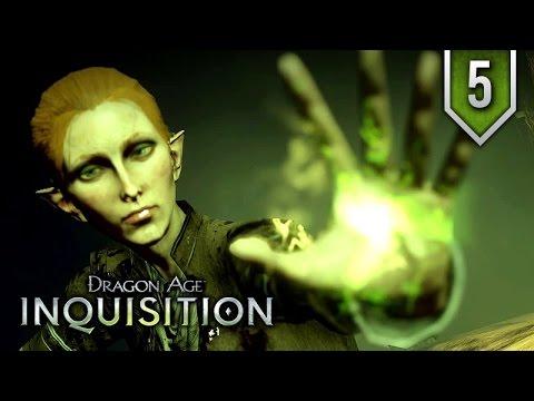 Dragon Age: Inquisition – Episode 5 ★ Movie Series / All Cutscenes 【Elven Female Mage Edition】