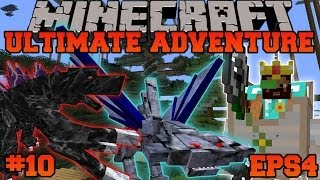 Minecraft: Ultimate Adventure - LORD OF THE RINGS! - EPS4 Ep. 10 - Let's Play Modded Survival