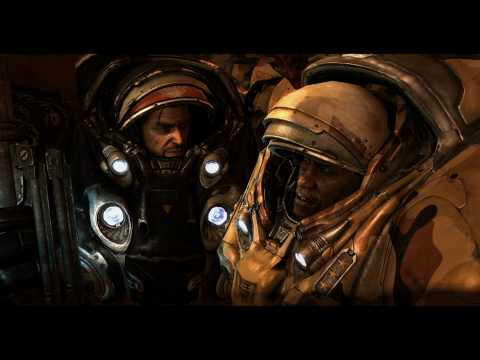 StarCraft 2: Saving Warfield on Char in 1080p