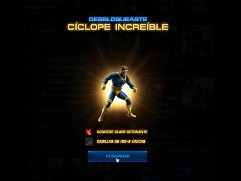 FIN Capítulo 2 Misión 6 Traje Cíclope Increíble JEFE EPICO Hombre