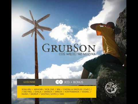 Tekst piosenki Grubson - Geel (skit 1) po polsku