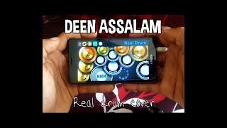 Video DEEN ASSALAM - SABYAN ( Real drum cover ) MP3, 3GP, MP4, WEBM, AVI, FLV Juni 2018