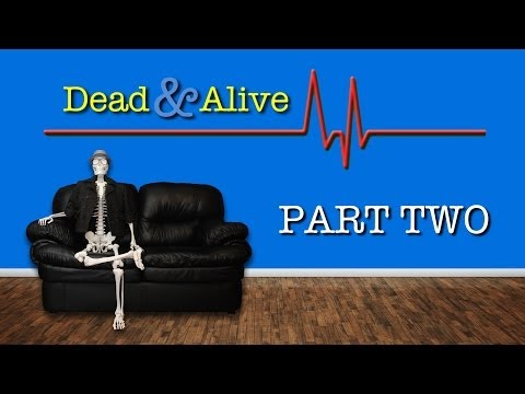 """Dead & Alive"" Part 2 – Pastor Raymond Woodward"