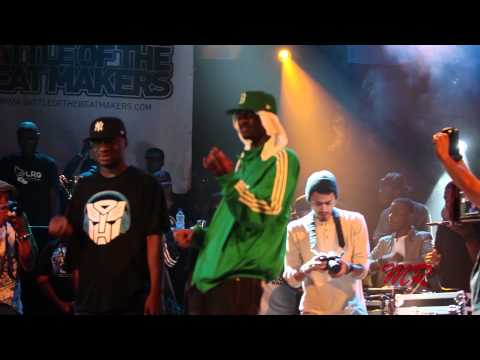 Battle of the Beat Makers 2011 Part 8 Finals