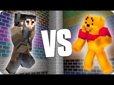 ¡GONA VS LUH! PARTY JUEGOS | Minecraft Con Luh