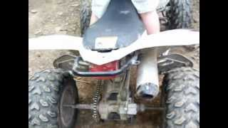 7. 2010 Yamaha Raptor 250 For Sale $2900