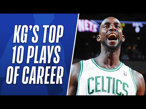 Kevin Garnett's Top 10 Plays of His Career