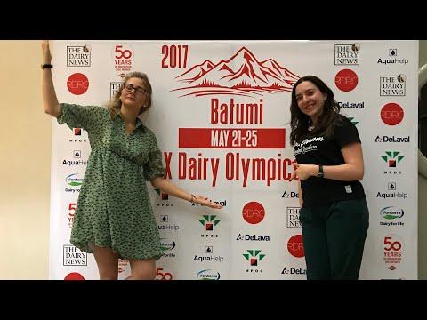 Новый молочный мир: IX Молочная Олимпиада