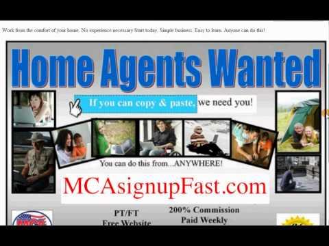 MCA Training | Make Money Posting Ads