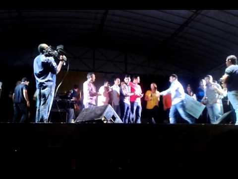 Festival levitas no Acarape - Ce Banda Adorai