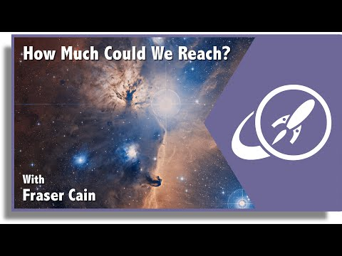 Q&A 132: How Much Of The Universe Could We Ever Explore? And More...