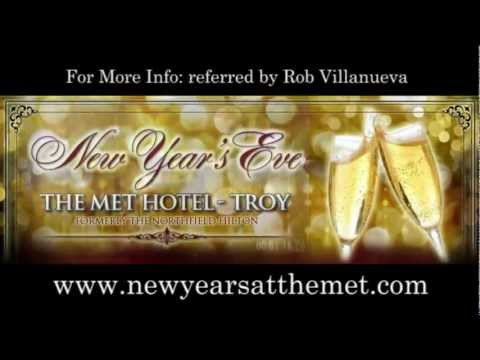 NYE 2012 at The MET Hotel (Troy, MI)