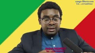 Interview d'Andrea Ngobet sur la situation politique au Congo-Brazzaville