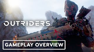 Outriders: Pyromancer Class Ability Breakdown by IGN