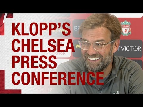 Video: Jürgen Klopp's pre-match press conference | Chelsea