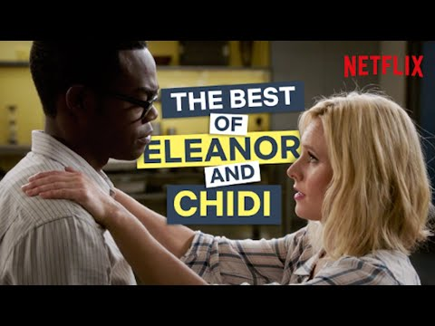 Eleanor & Chidi: A Love Story | The Good Place