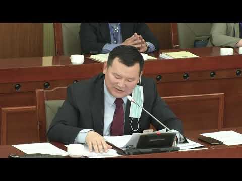 Л.Мөнхбаатар: Сонгуулийн үеэр Коронавирусын эрсдэл өндөр байх тул сонгуулийн тухай хуульд нэмэлт өөрчлөлт оруулах хэрэгтэй