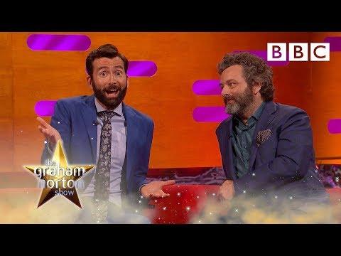 David Tennant doesn't understand the 🍆🍑 emojis 😂 | The Graham Norton Show - BBC