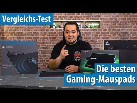 Die besten Gaming-Mauspads ab 7 Euro (2018) | Vergleichs-Test | #GamingPC