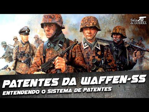Waffen-SS: Entendendo o Significado das Patentes - DOC #35