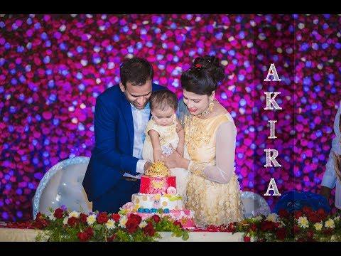 Video Akira's First Birthday Teaser - Karunakar & Ashwini Reddy download in MP3, 3GP, MP4, WEBM, AVI, FLV January 2017