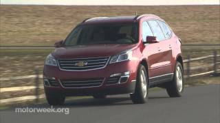 Road Test: 2013 Chevrolet Traverse/Buick Enclave/GMC Acadia