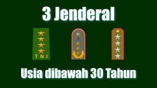 Video 3 Jenderal Termuda dibawah Usia 30 Tahun MP3, 3GP, MP4, WEBM, AVI, FLV November 2018