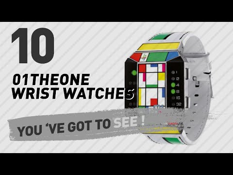01Theone Wrist Watches For Men // New & Popular 2017