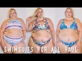 Swimsuits For All Plus Size Bikini Haul + Try On